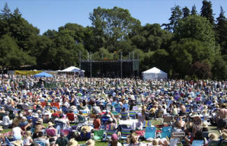 Santa Cruz Blues Festival - Aptos Village Park