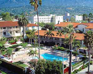 Santa Barbara California beach resorts